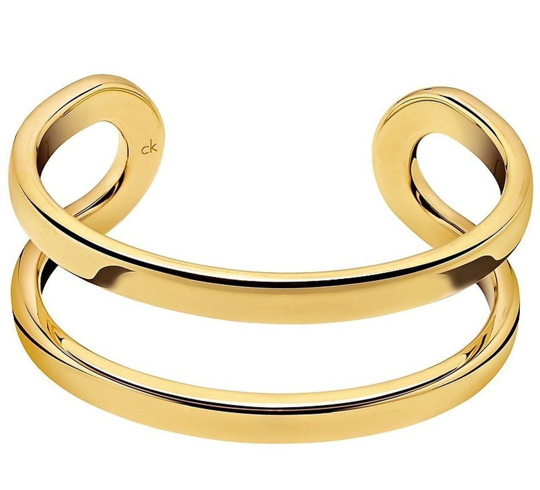 CK Damen Armband Vergoldetes Metall gold KJ0ZJF00010M jetzt bestellen