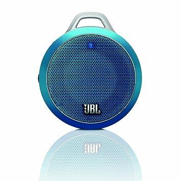 JBL Micro Wireless Bluetooth Speaker Each Blue
