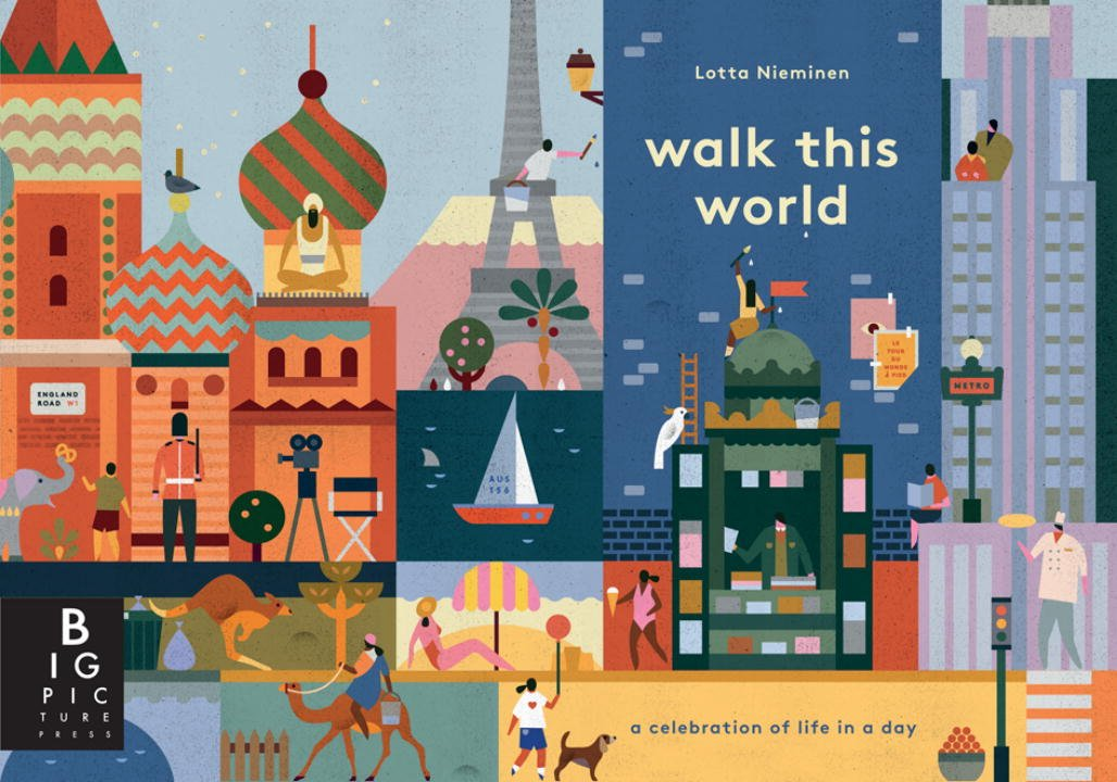 Walk This World by Lotta Nieminen