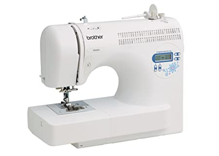 Brother XR6060 Computerized Sewing Machine with 1 Step Buttonholes and Thread Cutter: Amazon.ca: Home & Kitchen