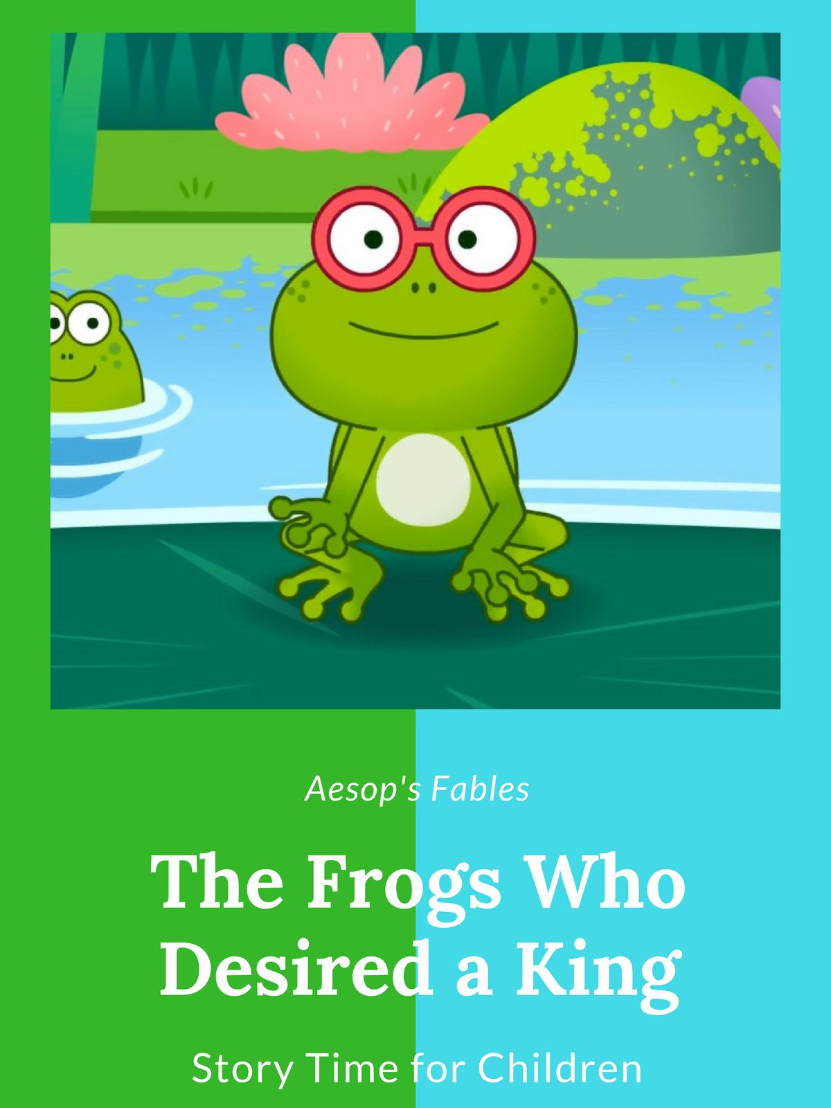 The Frogs Who Desired a King