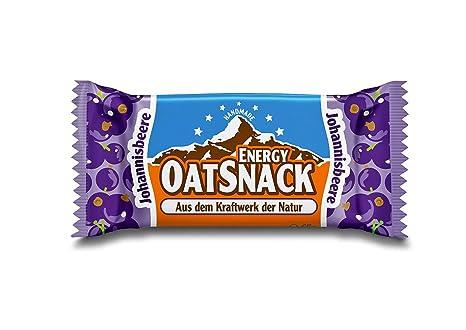 Davina Oat Snack Riegel, Johannisbeere, 30 x 60 g, 1er Pack (1 x 1,95 kg)