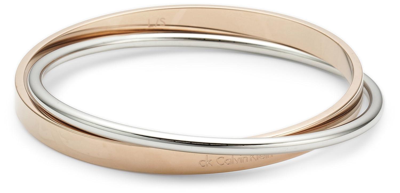 Calvin Klein Damen-Armband Coil KJ63BB01010S kaufen