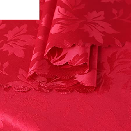 YYHSO Europeo Floral Simple Mantel,Atmosf¨¦rica Tela Mantel,TV Mueble Mesa De Centro Cubierta Funda-C di¨¢metro300cm(118inch)
