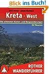 Wanderungen in Kreta West. Rother Wan...