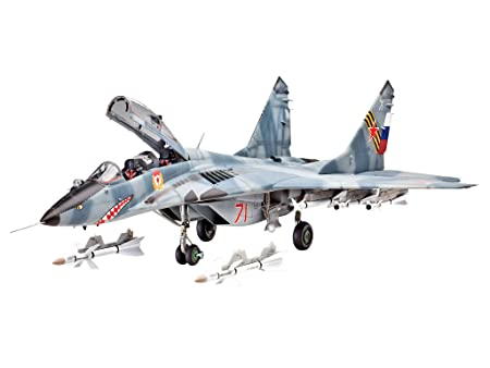 Revell - 4751 - Maquette - Aviation - Illustration d'un Avion - MiG-29 UB/GT