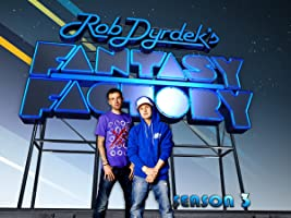 Rob Dyrdek's Fantasy Factory - Season 3