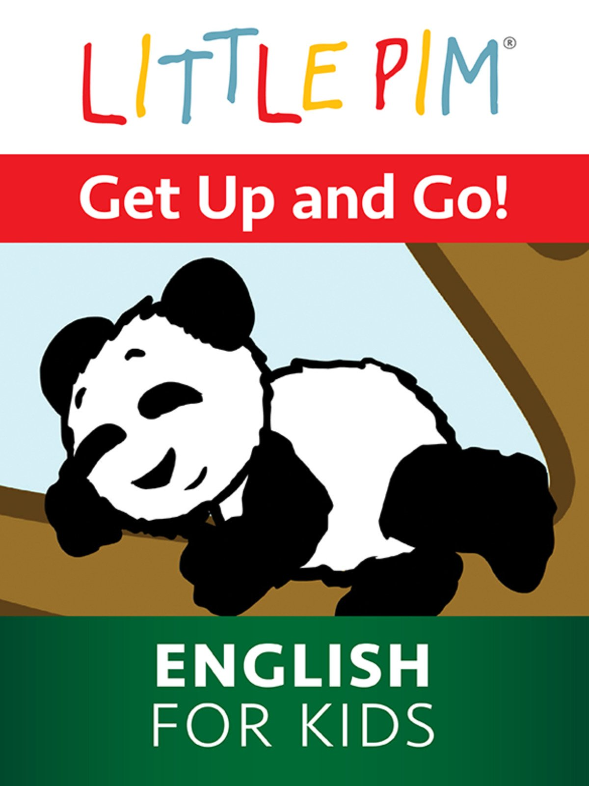 Little Pim: Get Up and Go - English for Kids on Amazon Prime Instant Video UK