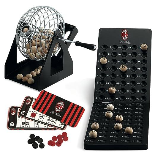 Juego - Ju00618 - Jeu De Cartes - Milan Bingo