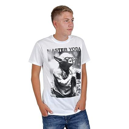 Bravado - Star Wars T-Shirt Master Yoda (XXL)