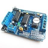 HiLetgo L293D Motor Driver Shield Compatible to Duemilanove Mega UNO R3 AVR ATMEL