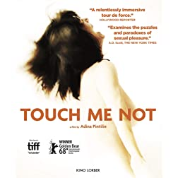Touch Me Not [Blu-ray]