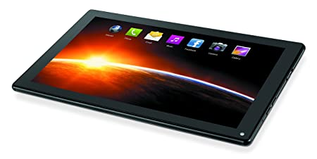 Acme 140707Widescreen 25,6cm (10,1) Tablette PC (Quad-Core, MTK, 1,3GHz, 1Go de RAM, 8Go HDD, Android Ecran tactile) Noir