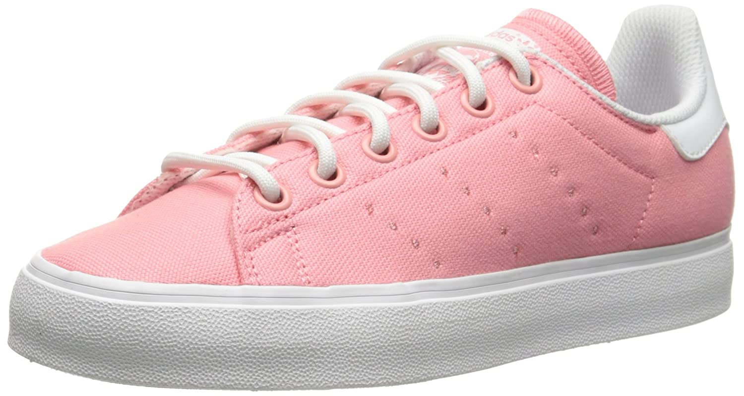 adidas Originals Stan Smith Vulc J Lifestyle Tennis (Big Kid)