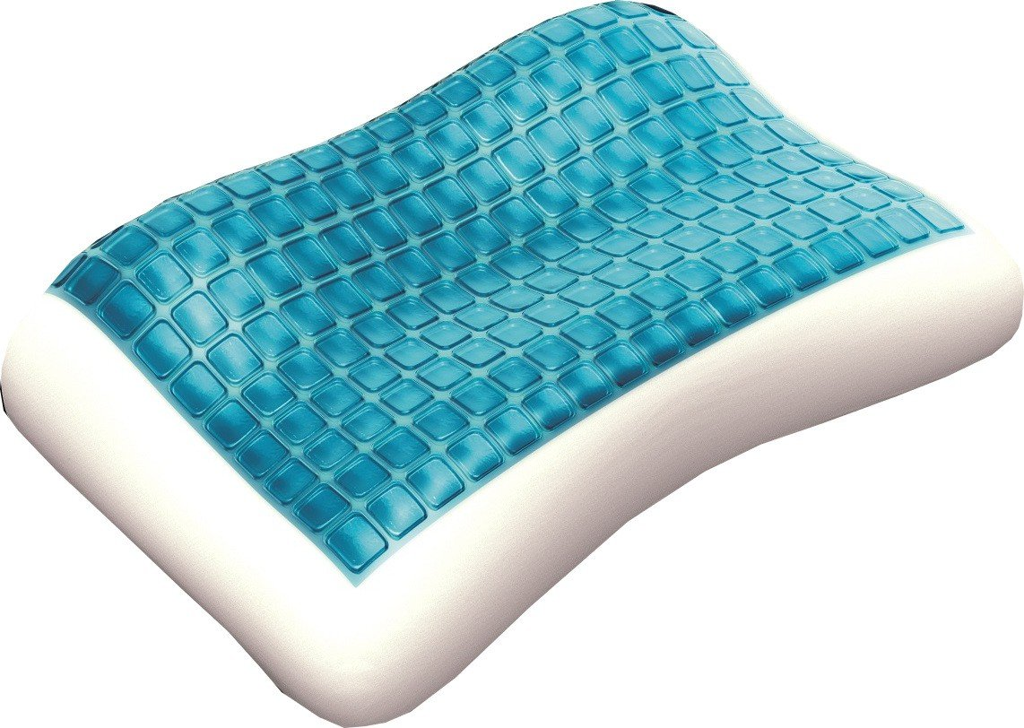 Technogel® Sleeping Pillows with Dr. Scholl's (Anatomic, Deluxe, Classic, Contour, Petite)