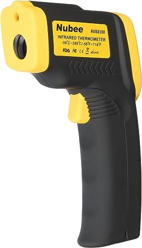 Nubee NUB-8380 Gun Laser IR Thermometer