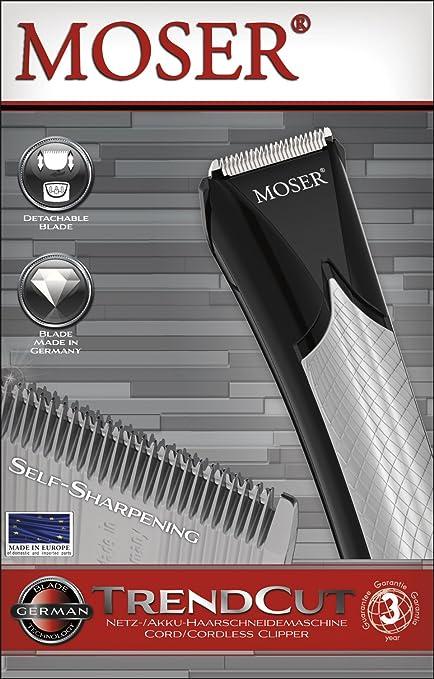 Moser trendcut cortapelos con o sin cable - Aislantes acusticos caseros ...