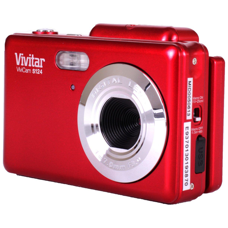 """Vivitar 16.1mp Camera + 2.4"""" tft Panel, Colors/Styles May Vary"""