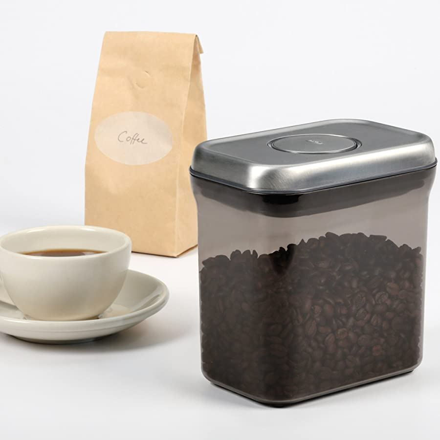 OXO Good Grips Coffee and Tea POP Container via Amazon