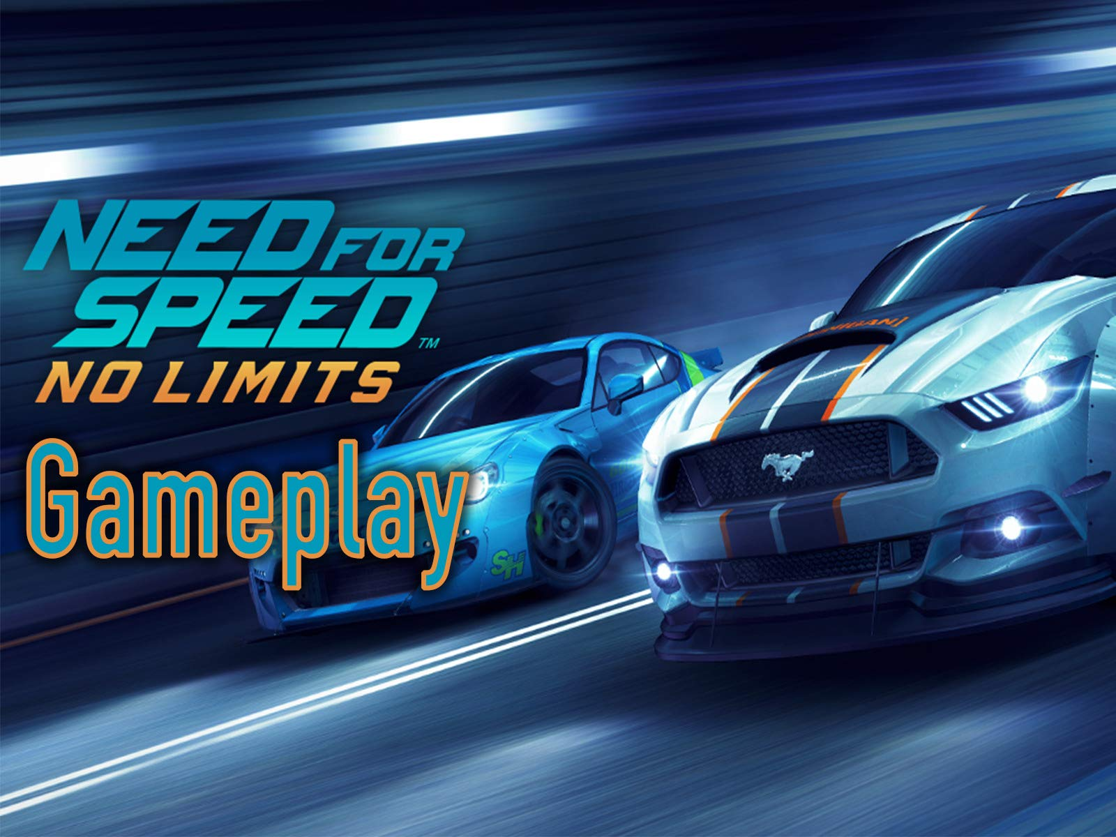 Need For Speed No Limits Gameplay