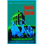 Disney Haunted Mansion New Orleans Square Anaheim Southern California Vintage Disneyland Ride United States Travel Advertisement Art Poster. Poster measures 10 x 13.5 inches