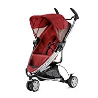 Quinny Zapp Xtra 2 Stroller in Red Rumour