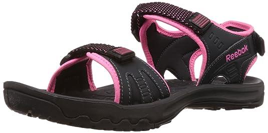 Reebok Women's Adventure Serpant Fashion Sandals at amazon