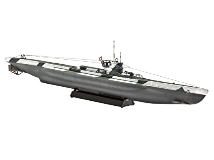 Revell - 05107 - Maquette - U-Boot Typ Vii D