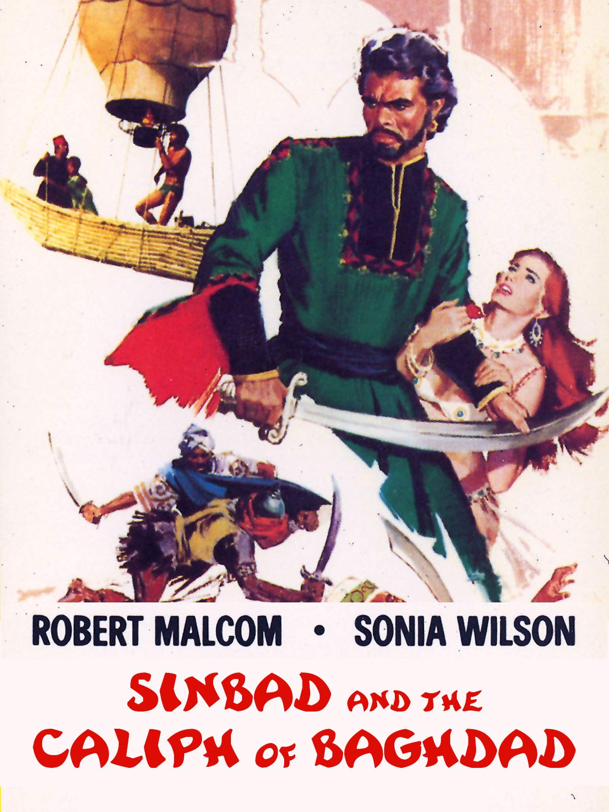 Sinbad and the Caliph of Baghdad