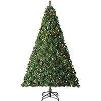 Trim A Home 6.5-ft Pre-Lit Van Buren Pine Tree with 500 Multi-Colored Lights