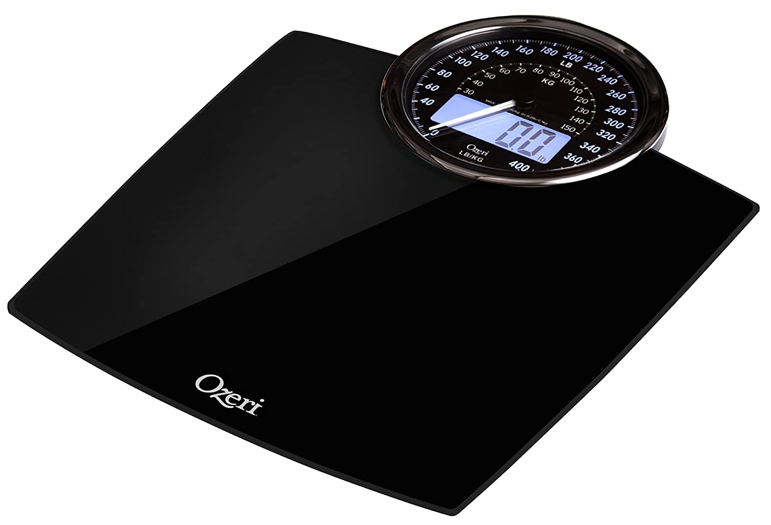 ozeri zb19 rev electro mechanical weight dial bathroom scale best digital scales
