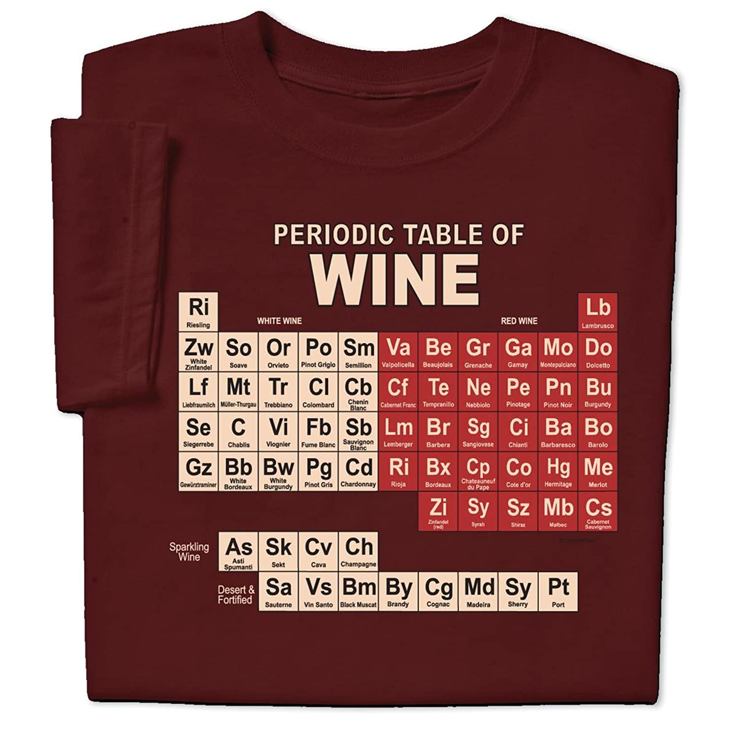 Table T-shirt Table of Wine T-shirt