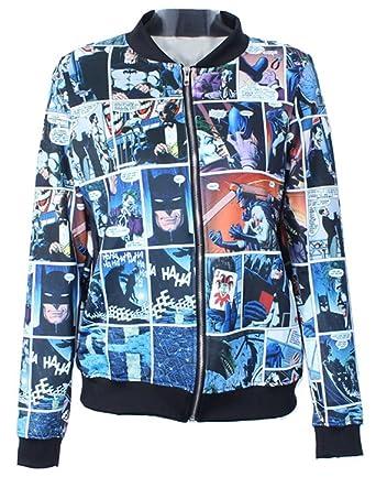 c9ecd34399 Novila Women Neon Galaxy Ptinted Sweatshirt Hoodies Zip up Jacket (Free  Size