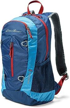 Eddie Bauer Unisex-Adult Stowaway 20L Packable Pack (True Blue)