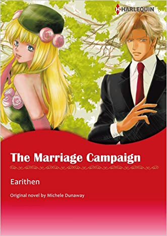 THE MARRIAGE CAMPAIGN (Harlequin comics) written by Michele Dunaway