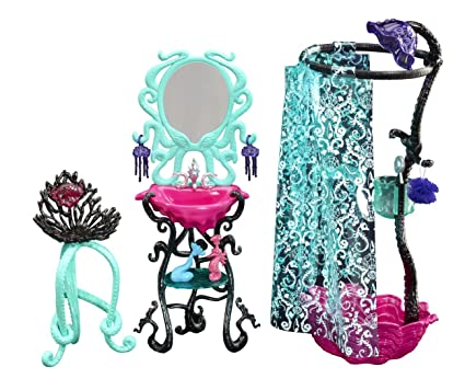 Monster High Lagoona Blue Vanity Playset