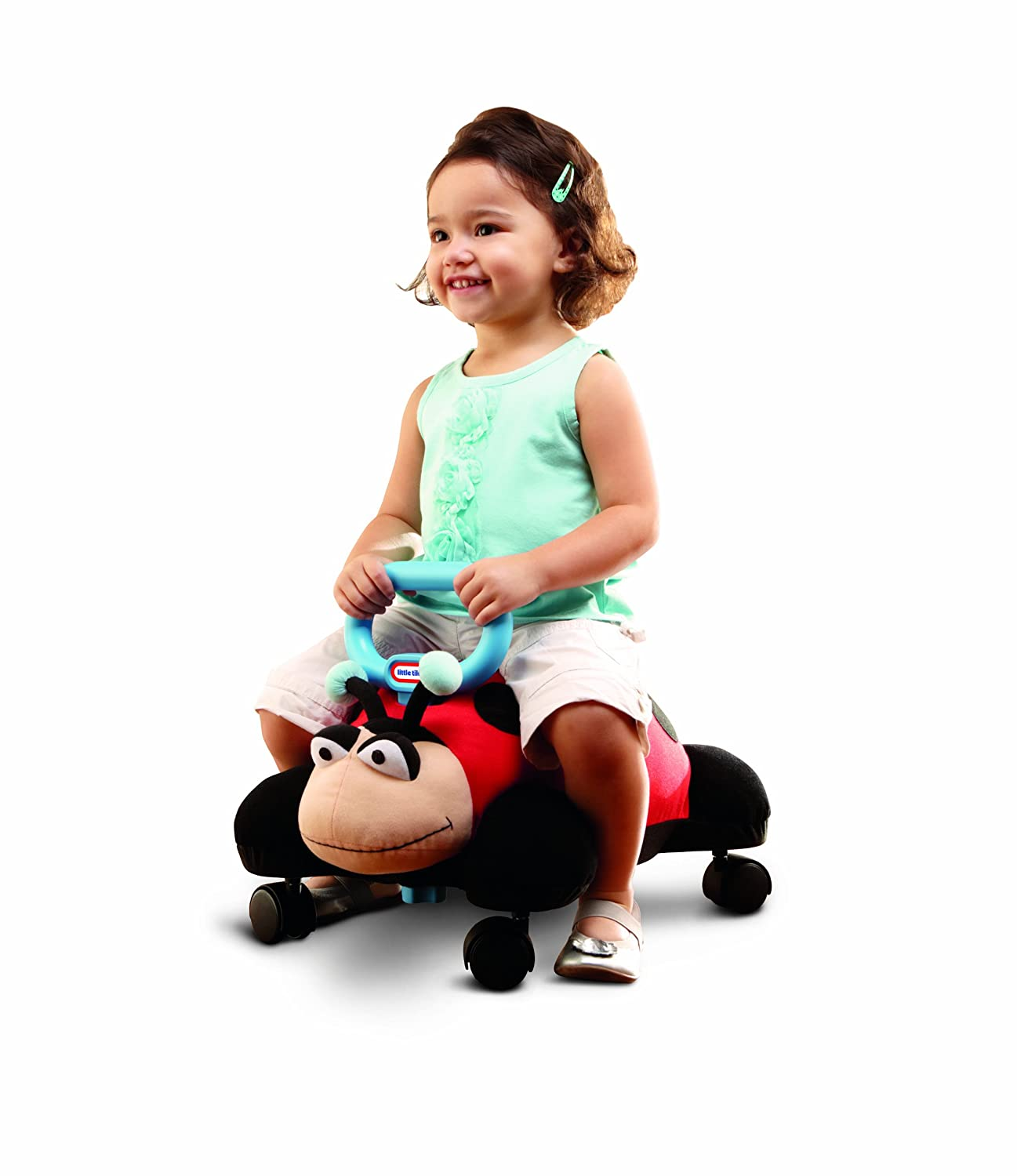 An Image of Little Tikes Pillow Racers - Lady Bug