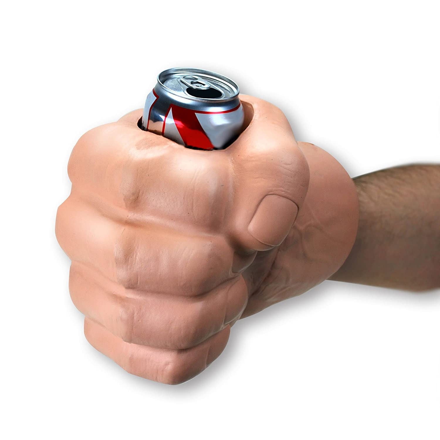 giant fist can cooler
