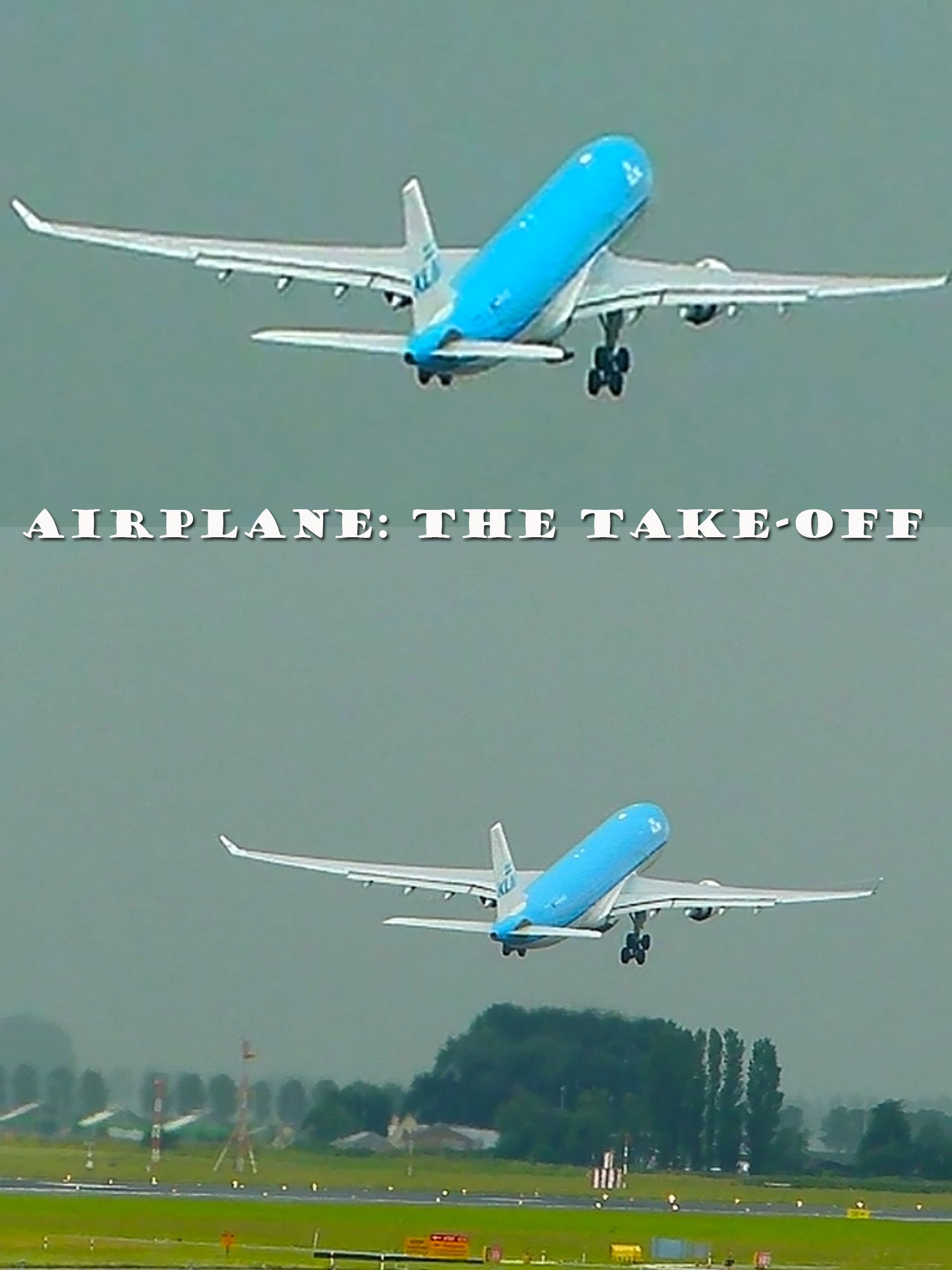 Clip: Airplane: the take-off