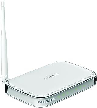 Netgear JNR1010 - Router N150 con 4 Ethernet y antena externa de 5dBi
