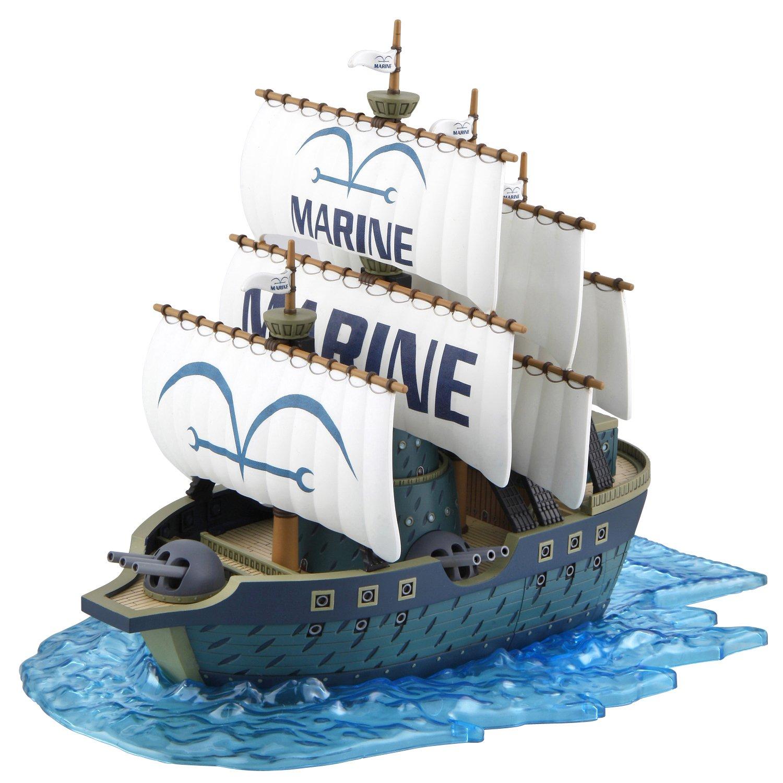 『ワンピース』頂上戦争から2年後!変動した海軍の階級