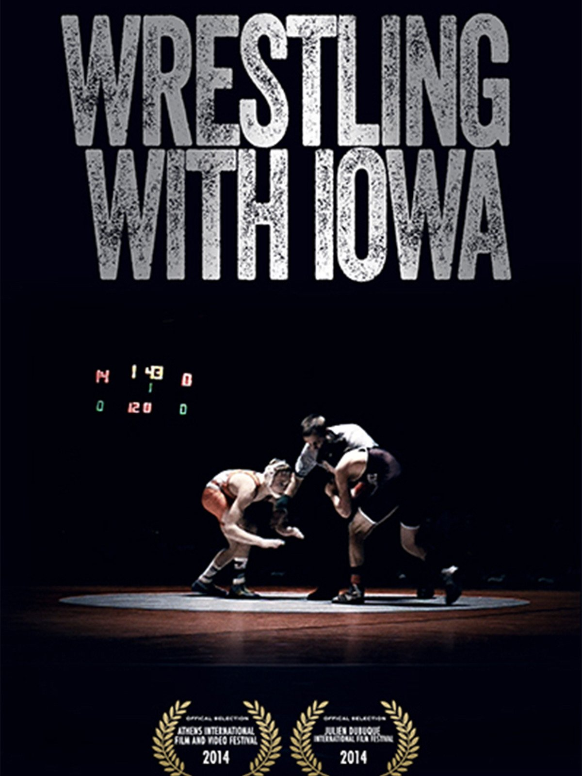 Wrestling with Iowa on Amazon Prime Instant Video UK