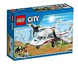 レゴ シティ 救急飛行機 60116