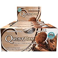 12-Pack Quest Bar Double Chocolate Chunk