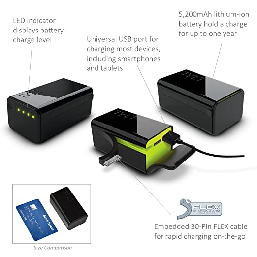 TYLT POWERPLANT 5200mAh Battery Backup