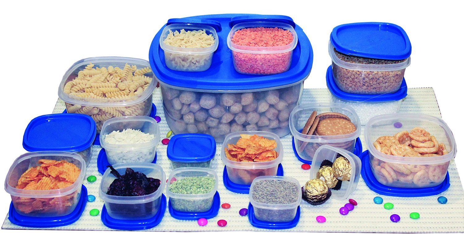Deals on Princeware SF Pak Container Set