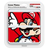 New Nintendo 3ds Cover Plates Mario Only for Nintendo New 3DS Japan Import