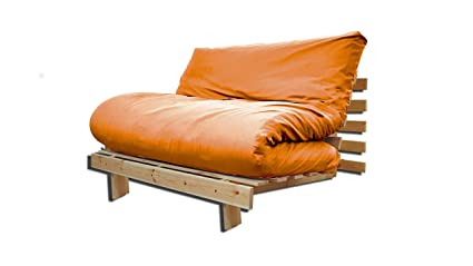 Sofá cama Modelo Roots, Natural, N-NA, 200 x 90 cm.