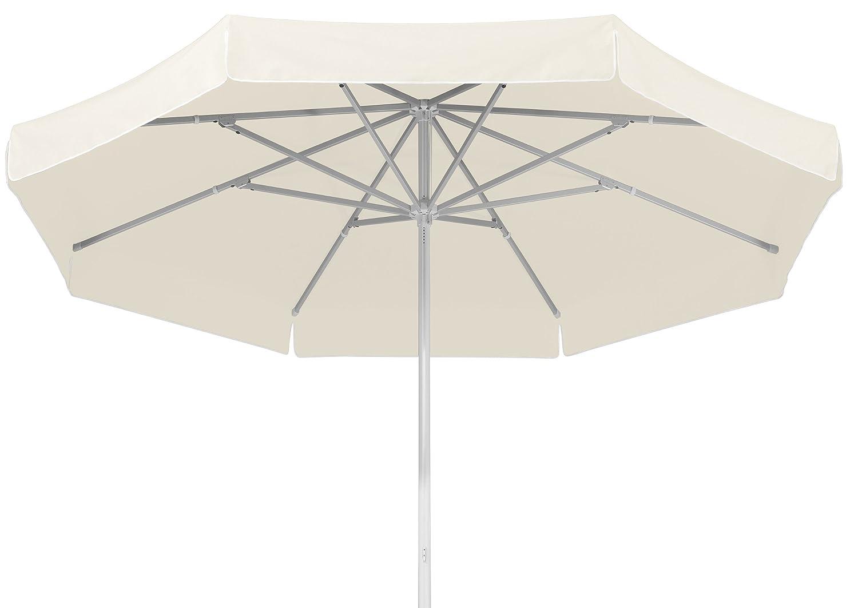 Schneider Sonnenschirm Jumbo, weiß, ca. 400 cm Ø, 8-teilig, rund online bestellen