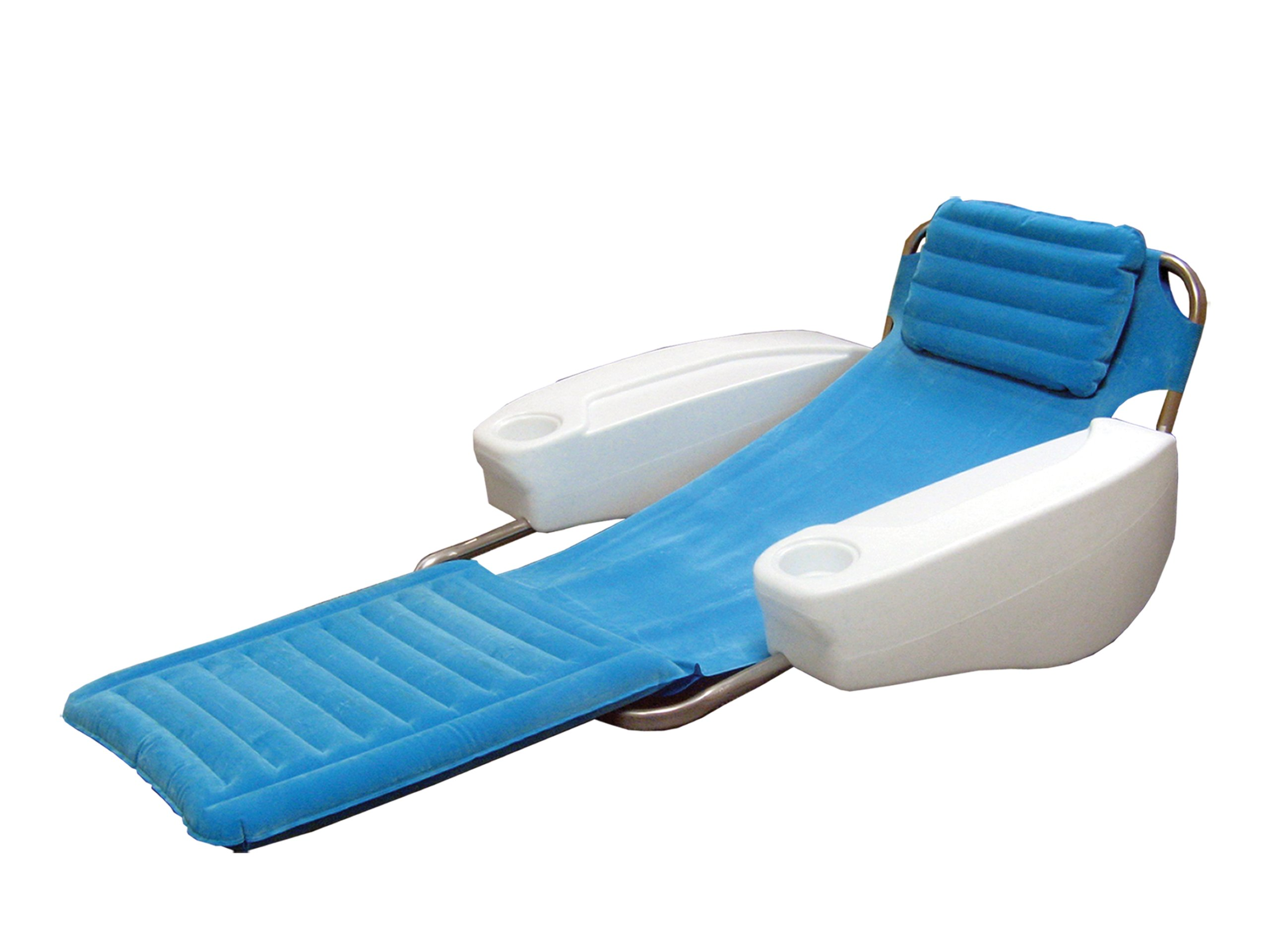 Pool Inflatable Lounger Water Raft Float Lake Swimways